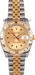 Pre Owned Men's Rolex DateJust Thunderbird Watch 116263 at Bob's Watches