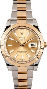 Unworn Pre-owned Rolex Oyster Perpetual DateJust II 116333