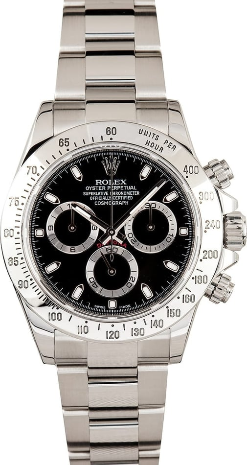 Rolex Daytona Stainless Steel 116520 New
