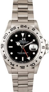 Rolex Explorer 16550 - Rare Transitional Model
