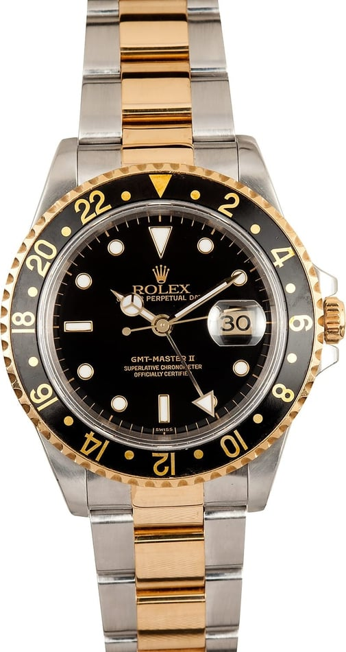 Rolex GMT Master 16713 Watch