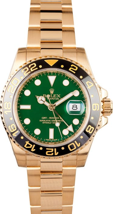 Rolex GMT Master II Ceramic Watch 116718