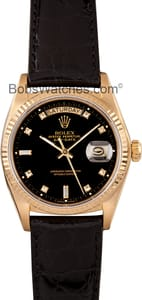 Rolex Presidential Gold Day-Date 18038