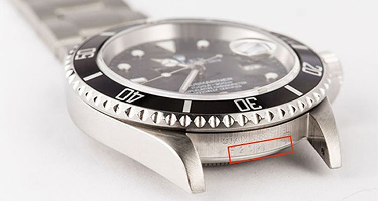 rotary watch serial number check