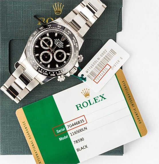 While There Is No Official Rolex Serial Numbers Database List From The Factory That Shows Dates Of Production This Chart Below Lists All