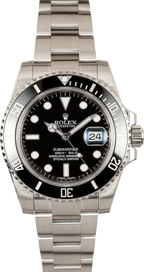 Mens Rolex Submariner