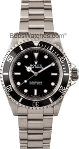 Rolex Submariner 14060M No Date