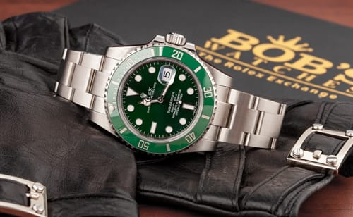 Rolex Submariner Green - Bob's Watches
