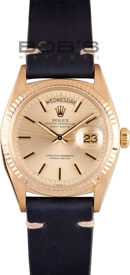 Rolex Presidential Gold Day-Date 1803