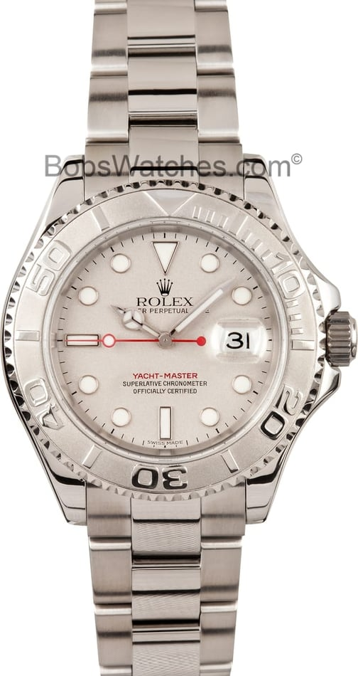 Rolex Pre-owned Men's Yacht-Master 16622