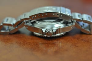 Used Rolex Sea-Dweller 16660 Transitional at Bob's Watches