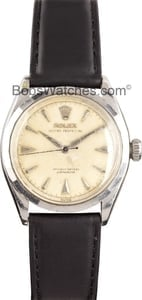 Rolex Vintage Oyster Perpetual 1012 Bubbleback