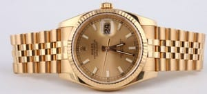 Pre-Owned Men's Rolex DateJust 116238