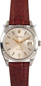 Vintage Pre Owned Men's Rolex OysterDate 6695