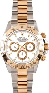 Rolex Men's Used Cosmograph Daytona 16523 Certified Pre-Owned