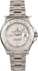 Rolex Yachtmaster 16622 Steel and Platinum