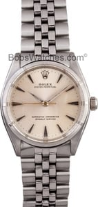 Vintage Rolex Oyster Stainless Steel