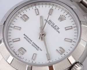 Rolex Oyster Perpetual Midsize Watch 177210