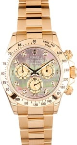 Rolex Daytona Mother of Pearl