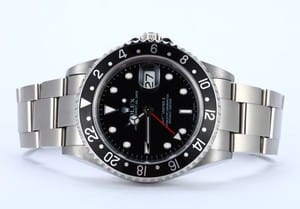 Men's Pre-Owned Rolex GMT-Master II Model 16710T