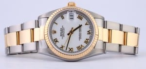Used Rolex Datejust Midsize Watch 78273