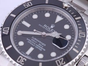 New Model Rolex Black Submariner 116610