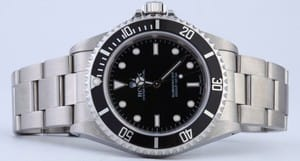 Mens Rolex Submariner 14060M No Date, Used