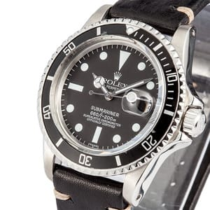 Vintage Rolex Submariner 1680 in Stainless Steel