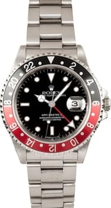 Men's Rolex GMT-Master II 16710