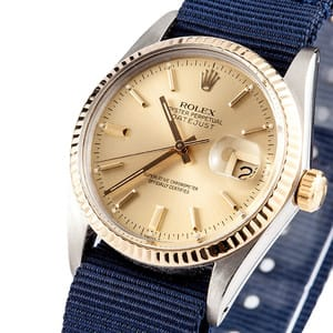 Rolex Datejust 16013 - Two Toned Jubilee