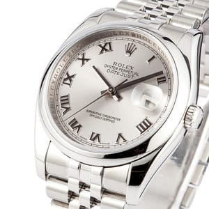 Pre-Owned Men's Rolex Datejust Watch 116200 - 1