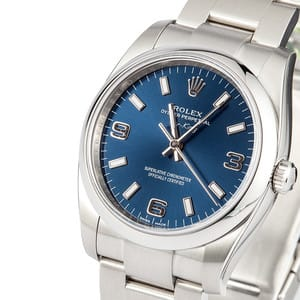 Unworn Rolex Air-King Stainless Steel 114200