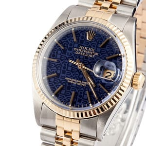 Rolex Oyster Perpetual Datejust 16013