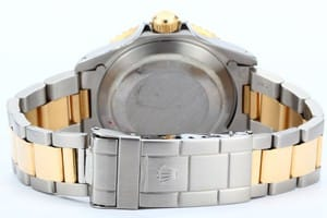 Men's Pre-Owned Rolex Submariner Steel & Gold Transitional 16803