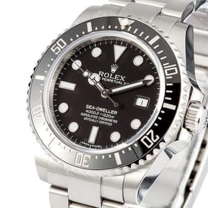 Rolex Sea-Dweller Stainless Steel