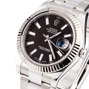 Rolex DateJust II 41MM 116334 Roman Dial