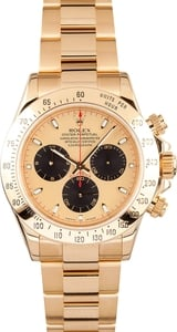 Rolex Daytona 18K Yellow Gold
