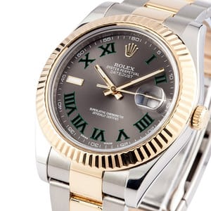 Pre-owned Rolex Oyster Perpetual DateJust II 116333