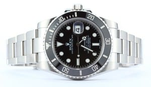 Rolex Men's Submariner Black 116610LN