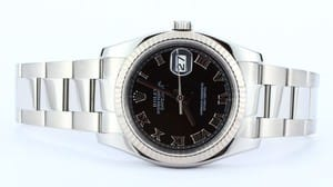 Rolex Oyster Perpetual DateJust Steel 116234 Mens