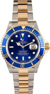 Used Two Tone Submariner