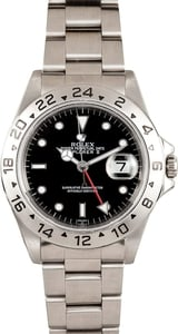 Rolex Explorer II Black