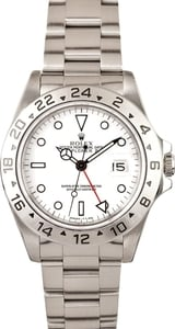 Men's Rolex Explorer II Men's 16570