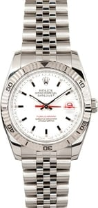 Datejust Rolex Thunderbird 116264 Certified Pre-Owned