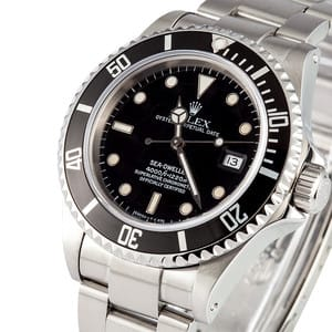 Rolex Sea-Dweller Black 16600