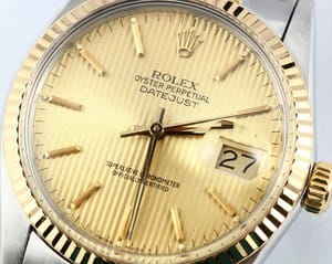 Datejust Rolex 16013 Tapestry