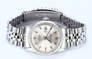 Rolex Vintage Datejust Stainless Steel 1601 1