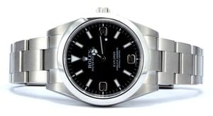 Rolex Explorer 214270 w/ Black Face