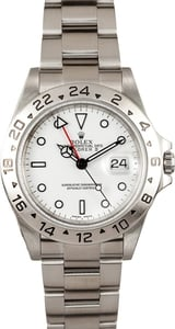 Pre-Owned Men's Rolex Steel Explorer II 16570