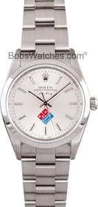 Rolex Air-King 14000 Dominos Dial